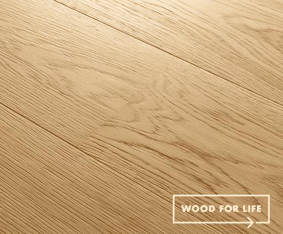 S technológiou Wood for Life